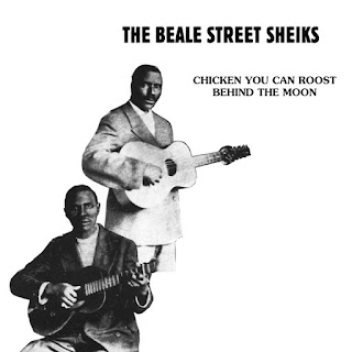 Frank Stokes and Dan Sain did not play in a jug band.