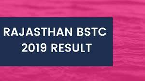 Rajasthan Pre BSTC Result 2019 | Rajasthan Pre BSTC 2019 CUT OFF