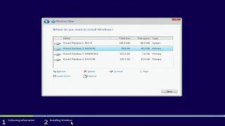 install windows 10 di pc tua