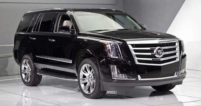 Cadillac Escalade Đen. Mới 96%