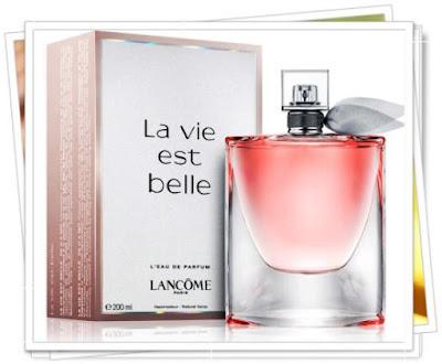 LA VIE EST BELLE LANCOME parfum dama pareri
