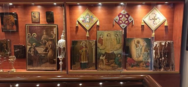 Ναύπλιο: Εκκλησιαστικά αντικείμενα 400 ετών στο ανακαινισμένο Μουσείο της Ευαγγελίστριας