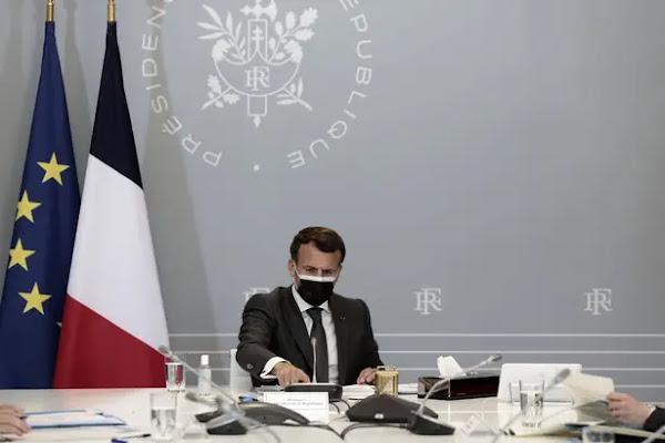 Coronavirus : Emmanuel Macron réunit un nouveau conseil de défense sanitaire ce mercredi matin