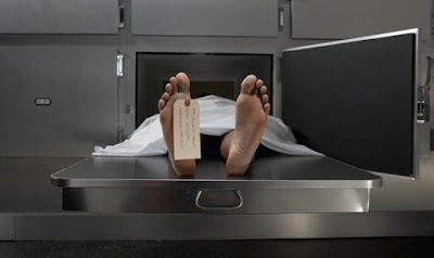 Former Mortuary Attendant Narrates How He Had Sex With Corpse For A Year  A former morgue attendant who is currently a taxi driver has narrated how he had sexual intercourse with corpses in his days as a mortuary attendant, for a year.  The driver whose name has been withheld confessed in an interview with Ghanaweb that, in order to quench his libido, he slept with female corpses.  According to the man, he lost his virginity at the age of 24 but that was between himself and a freshly dead body of a woman who was brought to the morgue.  He further confessed that this uncivilized behaviour of his is a tradition among most mortuary attendants who engage in it to subdue their fears.