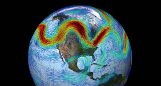Extreme heat waves are linked to a newly discovered atmospheric model