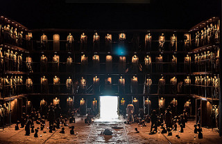 Enescu's Oedipe - photo ROH/Clive Barda