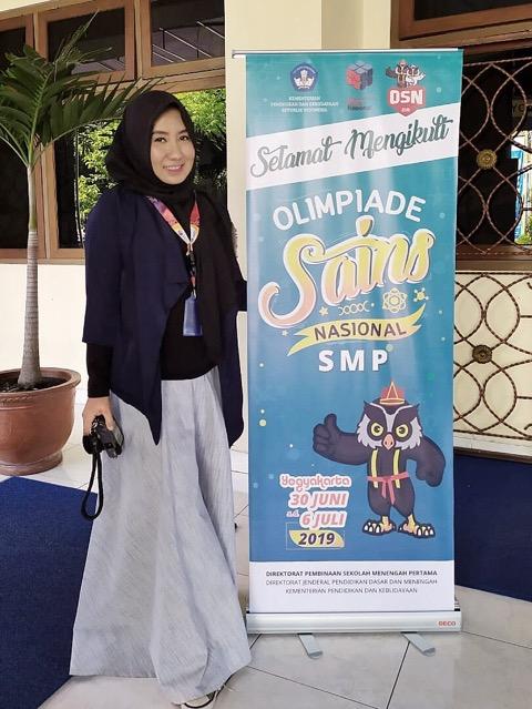 Olimpiade Sains Nasional OSN 2019 Yogyakarta