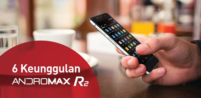 Harga dan Spesifikasi Smartphone Andromax R2