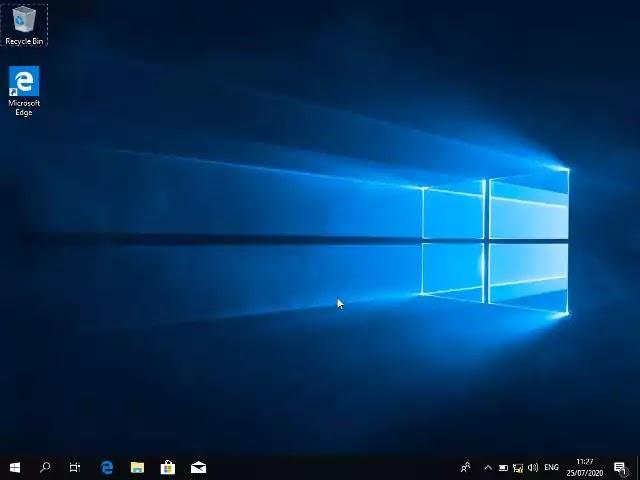 Belajar Otodidak Instal Windows 10 Pro Untuk Pemula
