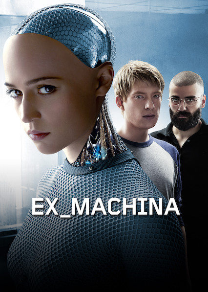 Ex Machina (2014)NETFLIX