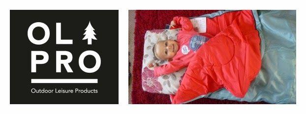 Yorkshire Blog, Mummy Blogging, Parent Blog, Camping, Sleeping Bag, Review, OLPRO,