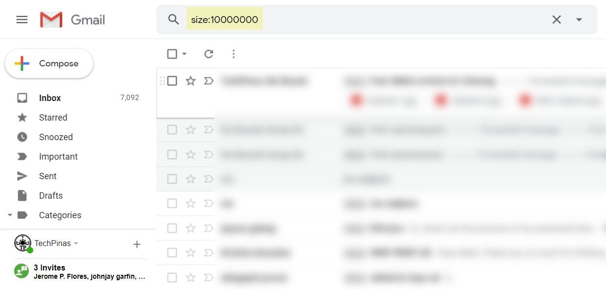 How To Clean Gmail Inbox