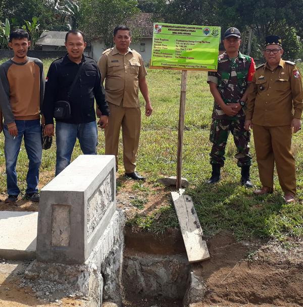 Pelaksanaan DD, Desa Kotanegara Genjot Pembangunan Fisik