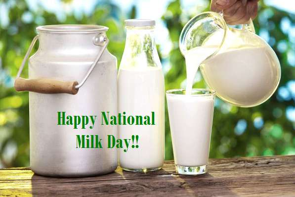 National Milk Day Wishes For Facebook