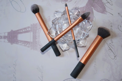 Real Techniques Brushes Review G Beauty
