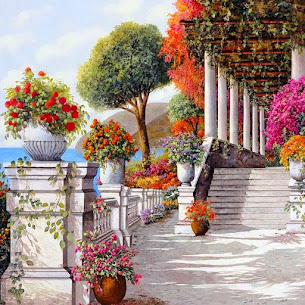 Cuadros Primaverales de Guido Borelli