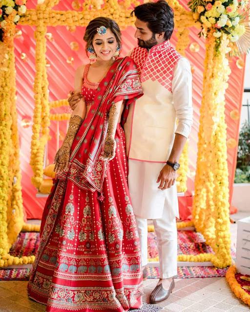 Isha Multani - Bridal Look Photo & Images