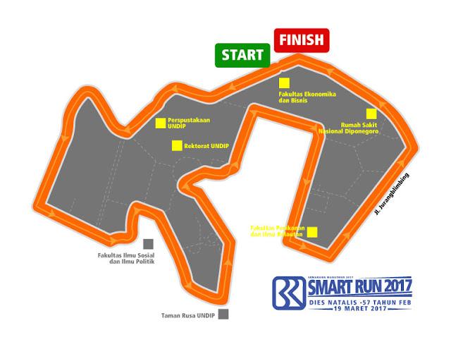 Rute Smart Run 2017