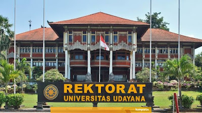 Fakultas dan Program Studi apa saja yang ada di Universitas Udayana Universitas