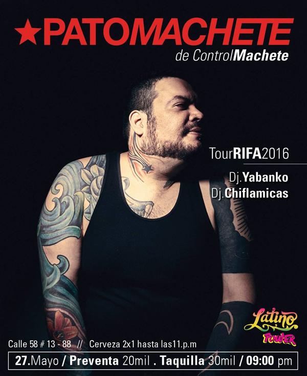 Pato-Machete