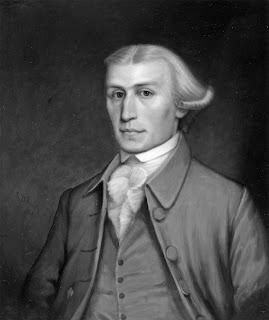 A portrait of John Wheelock.