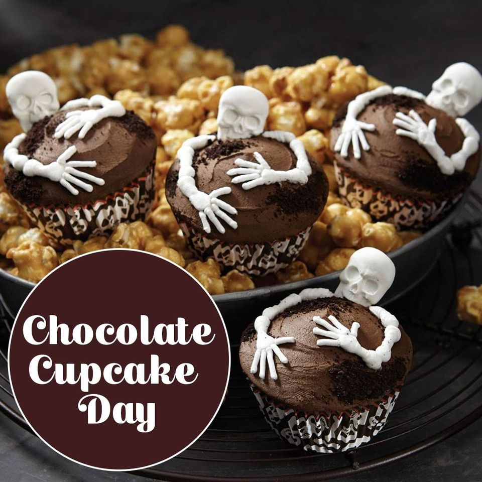 National Chocolate Cupcake Day Wishes for Whatsapp
