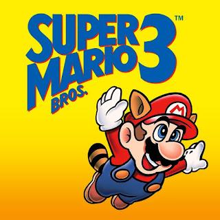 Portada Inicial del juego: Super Mario Bross 3
