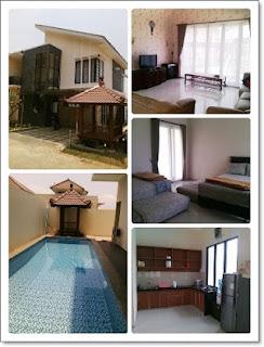 VILLA BATU STONE 4 | Villa Batu Wisata