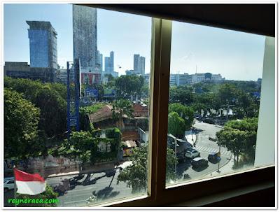 hotel sahid surabaya view