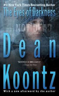 The Eyes of Darkness by Dean Koontz book cover