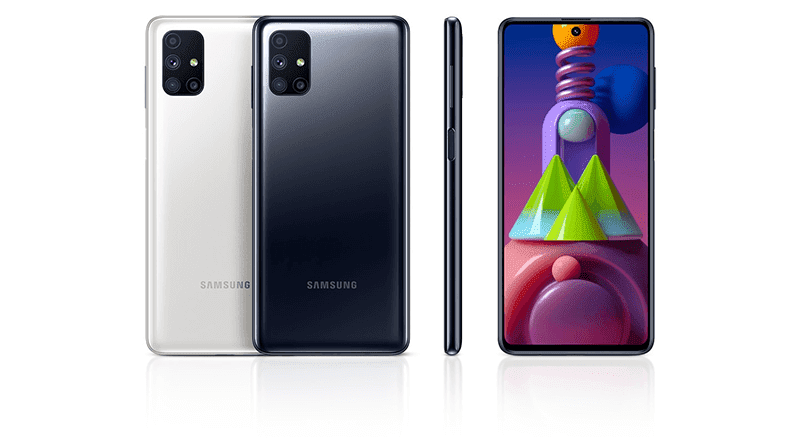 File Photo: Samsung Galaxy M51