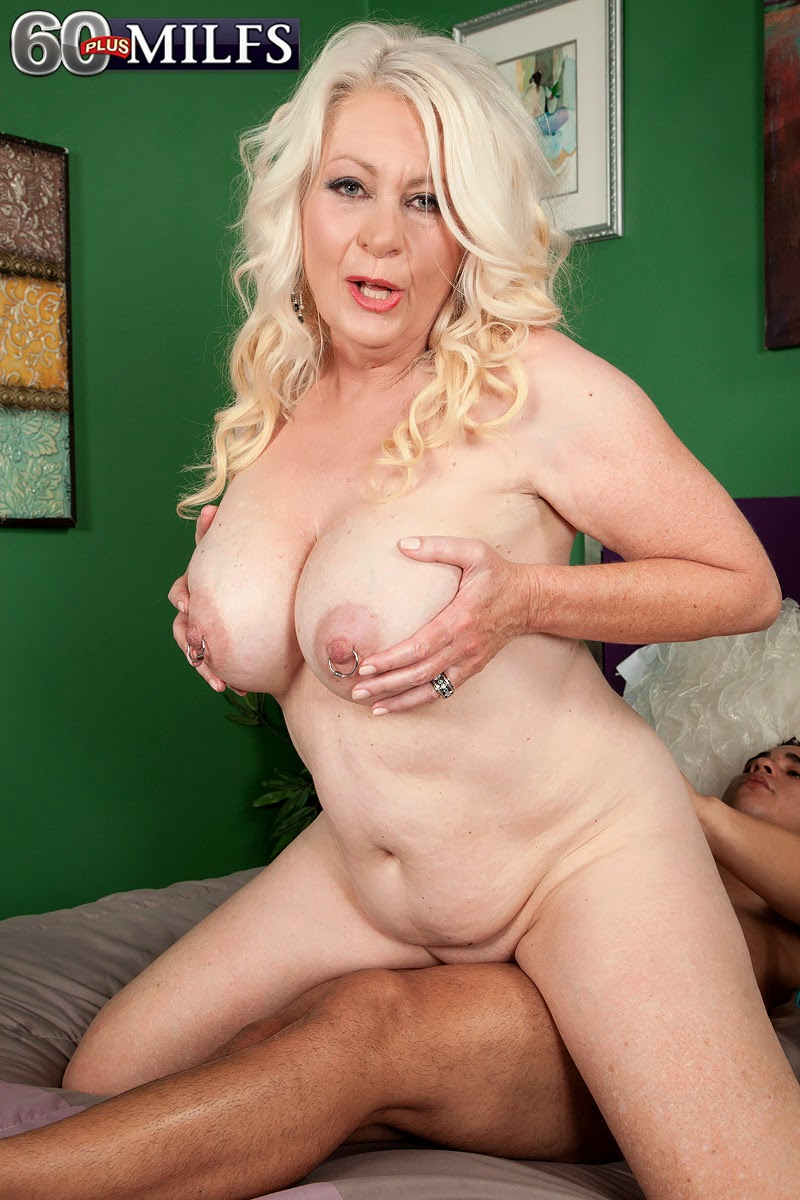 60 plus blonde granny rather valuable