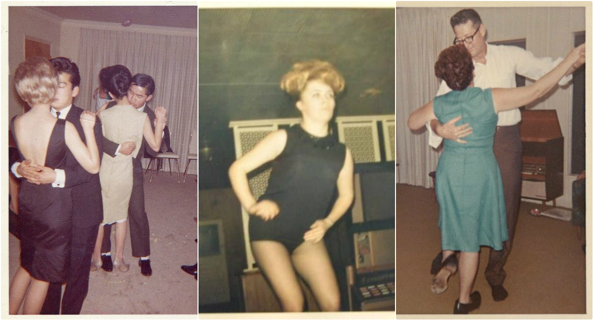 40 Vintage Snaps Show People Dancing in the 1960s