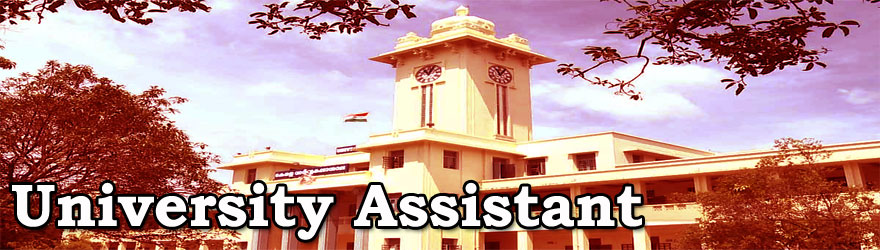 Kerala PSC - University Assistant Study Material