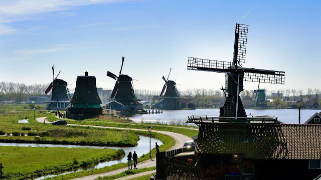 أجمل مدن الريف الهولندي التي يمكنك زيارتها خلال رحلتك السياحية في فصل الربيع