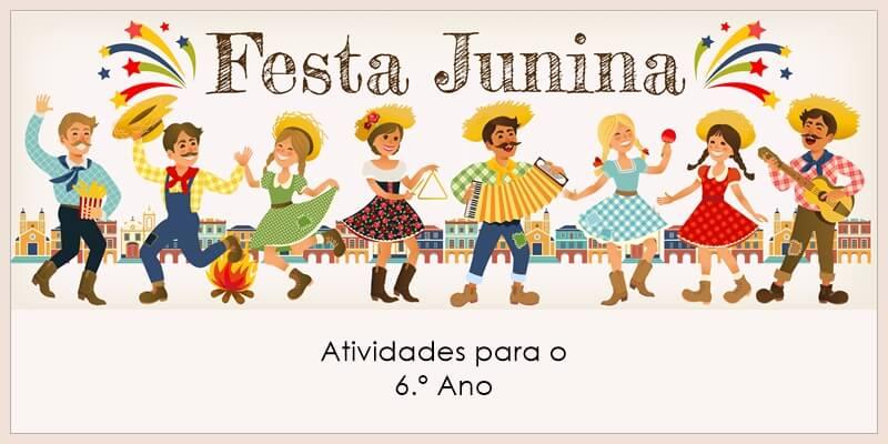 Interpretação de Texto: Festas Juninas