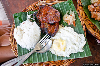 yellow fin, rice meal, chicken, egg, Baler, Itinerary, Surfing, Sabang Beach, Pacific Waves Inn, Travel, Aurora, Philippines