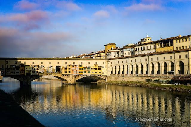 Ponte Vecchio - Dom z Kamienia