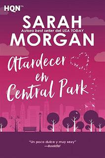 Atardecer en Central Park    From Manhattan with love #2   Sarah Morgan
