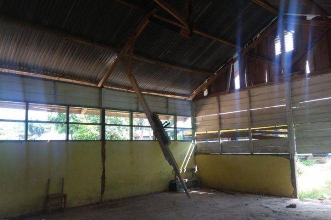 Bangunan Nyaris Ambruk, Sekolah Dasar di Bone Butuh Perhatian Pemerintah