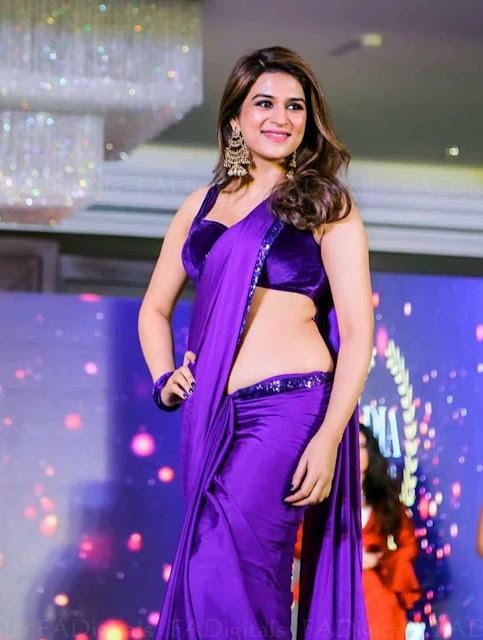 Shraddha Das hot navel pics, hd wallpaper for android mobile download, actress in saree images