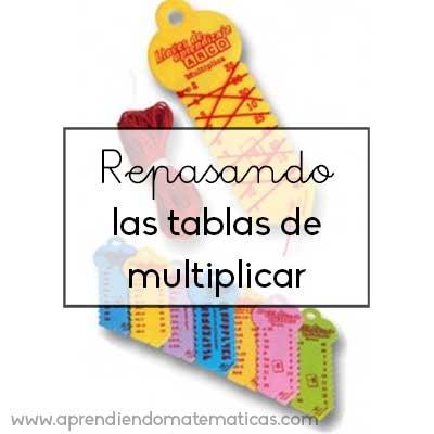 Tablas De Multiplicar 1 Al 20