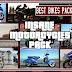 GTA San Andreas Best Bikes Pack V4.0 For Pc