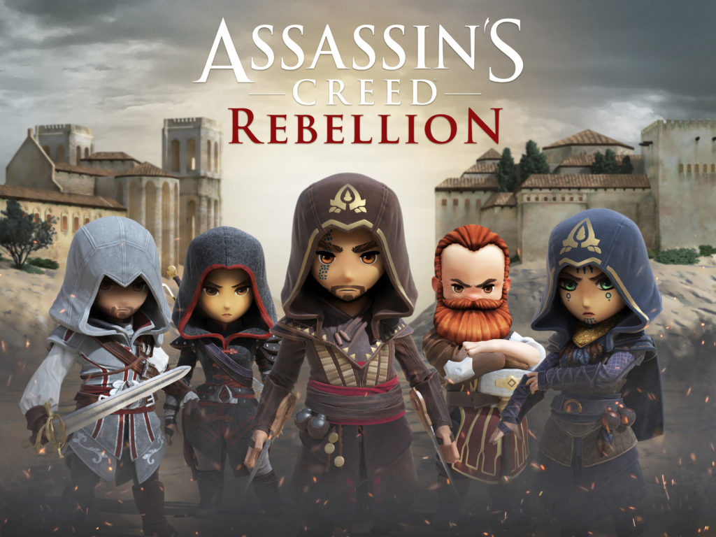 Se anuncia Assassin's Creed Rebellion para móviles