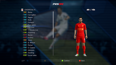 PES 2012 PESVN Patch 2012 Season 2012/2013