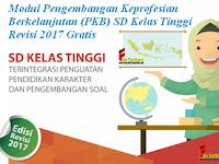 Modul Pengembangan Keprofesian Berkelanjutan (PKB) SD Kelas Tinggi Lengkap