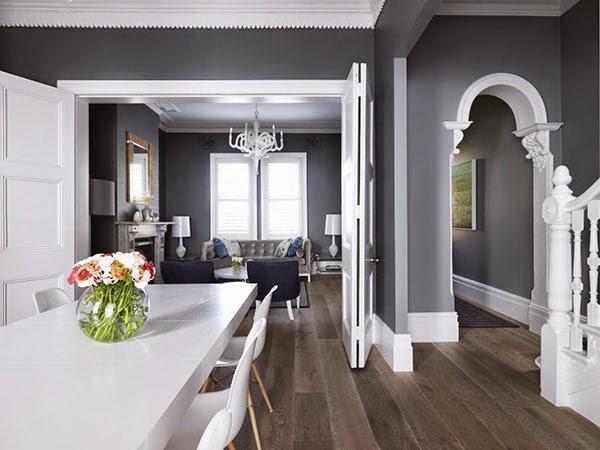 Warna Desain Interior Kamar Rumah  Lemari Modern Minimalis  100 Rumah Minimalis