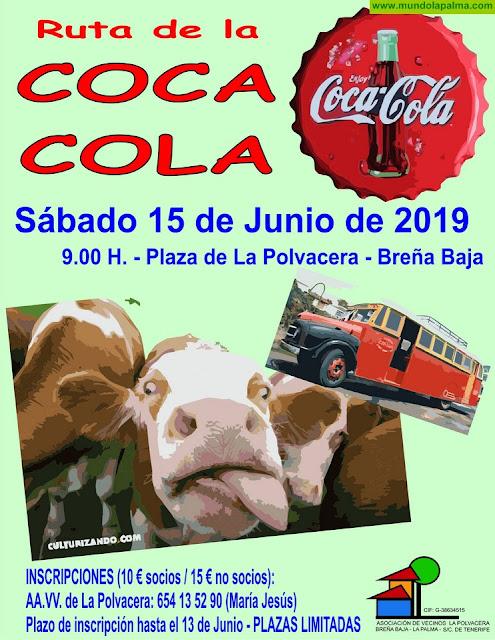 LA POLVACERA: Ruta de la Coca Cola