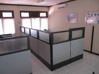 Kontraktor Pengadaan Partisi Kantor + Furniture Semarang