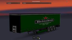 Standalone Heineken Trailer
